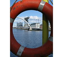 Nautical Capture Photographic Print