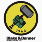 Blake & Banner Demolitions Co. (Big Logo) by Eozen