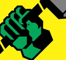 Blake & Banner Demolitions Co. (Big Logo) Sticker