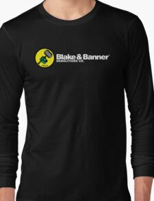 Blake & Banner Demolitions Co. (White Text) T-Shirt