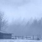 Moody Manitoba Morning 10 by John Poon