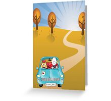 Learner Greeting Card