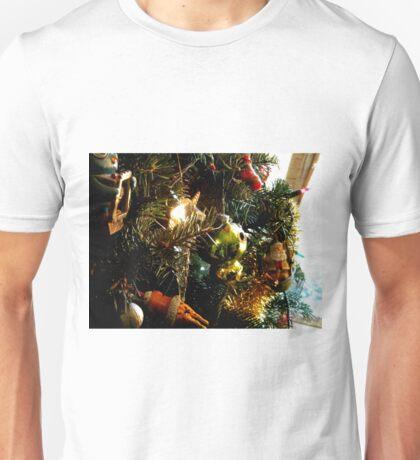Unicorns Christmas Unisex T-Shirt