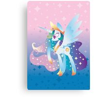 Princess of light Canvas Print
