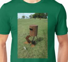 Sculptures On Edge-Ned Kangaroo,Australia 2015 Unisex T-Shirt