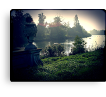 Hyde Park Canvas Print