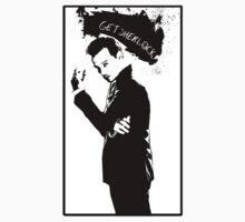 Moriarty get Sherlock by TardMonkey
