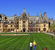 Biltmore House - Close Up by photosan