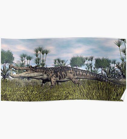 Kaprosuchus Poster