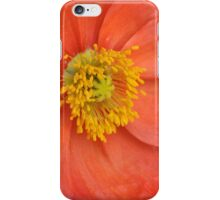 Hot Poppy iPhone Case iPhone Case/Skin