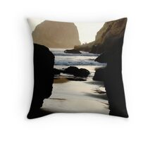 Pacific City 2 Throw Pillow