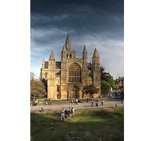 Rochester Cathedral Photographic Print