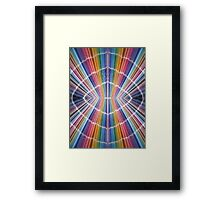 ©NS-DA The Cult For Color V Framed Print