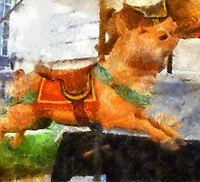 Childhood Dreams II: This Little Piggy Went Wee, Wee, Wee All The Way Home by Bunny Clarke