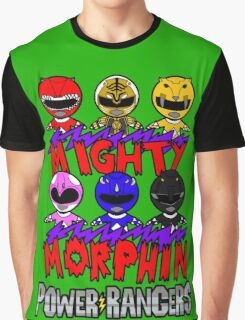 Go Rangers! Graphic T-Shirt