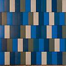 Rhapsody in Blue by Elisabeth van Eyken