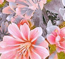 Magical Garden Sticker