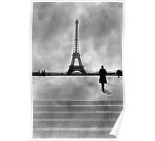 Au Revoir, Paris... One Day I Will Return... Poster