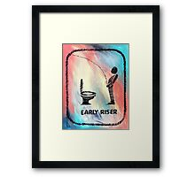 Lib 621 Framed Print