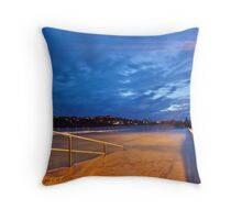 9th February 2012 Throw Pillow