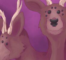 WTNV - Deer Sticker