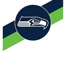 Seattle Seahawks by KeithSwo