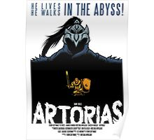 ARTORIAS OF THE ABYSS: THE MOVIE Poster