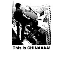 This is China! Photographic Print