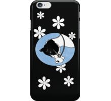 Paint Horse with Flowers Case iPhone Case/Skin