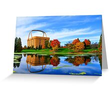 Longaberger Corporate Headquarter Greeting Card