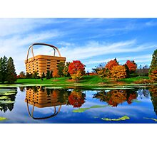 Longaberger Corporate Headquarter Photographic Print