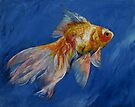 Goldfish by Michael Creese