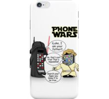 Phone Wars iPhone Case/Skin