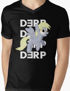 Derp Derp Derp  Mens V-Neck T-Shirt