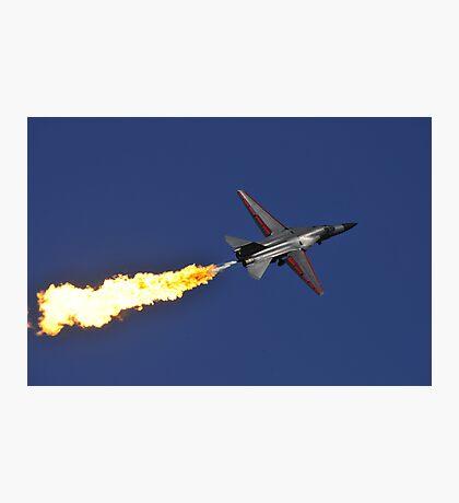 F-111 Dump and Burn Photographic Print