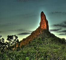 MT Coonowrin 3 by warren dacey