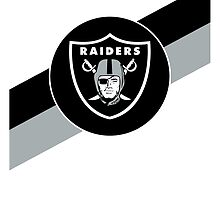 Oakland Raiders by KeithSwo