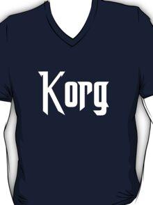 Korg  White T-Shirt