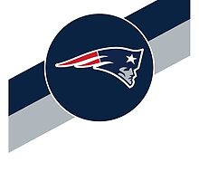 New England Patriots by KeithSwo