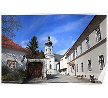 Streets to Bazilika Poster