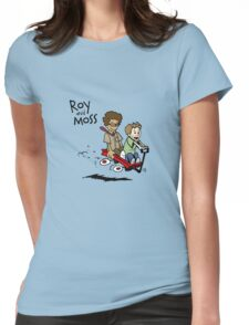 Roy and Moss Womens Fitted T-Shirt