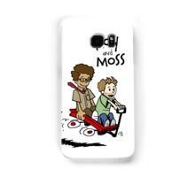 Roy and Moss Samsung Galaxy Case/Skin