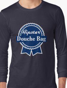 Hipster Douche Bags Long Sleeve T-Shirt