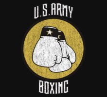 U.S. Army Boxing Kids Clothes