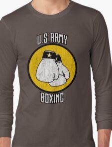 U.S. Army Boxing Long Sleeve T-Shirt