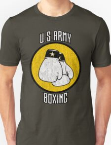 U.S. Army Boxing Unisex T-Shirt