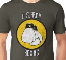 U.S. Army Boxing Unisex T-Shirt