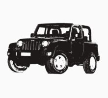 Jeep Wrangler 2012 by garts
