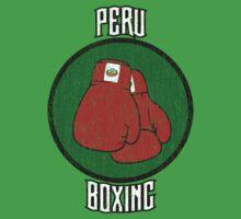 Peru Boxing by CreativoDesign