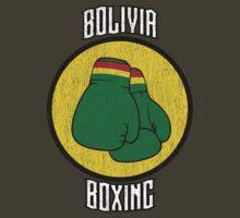 Bolivia Boxing by CreativoDesign